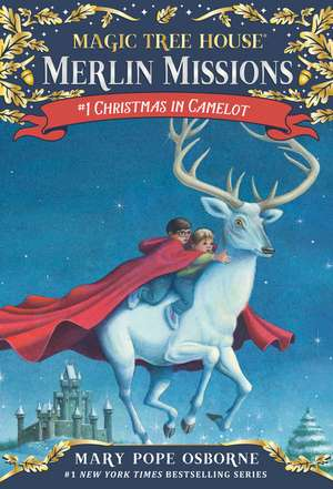 Christmas in Camelot:  The Mystery of the Enchanted Dog de Mary Pope Osborne