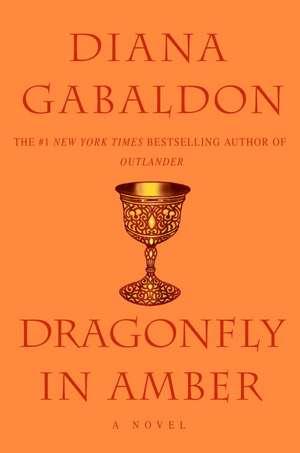 Dragonfly in Amber de Diana Gabaldon