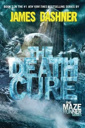 The Death Cure de James Dashner