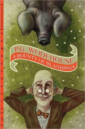 A Bounty of Blandings de P. G. Wodehouse