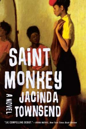 Saint Monkey – A Novel