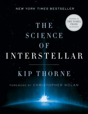 The Science of Interstellar de Kip Thorne
