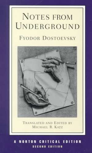 Notes from Underground 2e (NCE) de Fyodor Dostoevsky