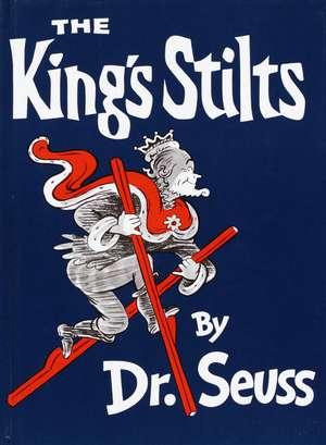 The King's Stilts de  Dr. Seuss