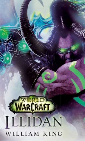 Illidan World of Warcraft de William King