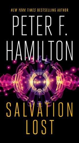 Salvation Lost de Peter F. Hamilton