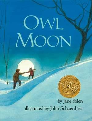 Owl Moon de Jane Yolen