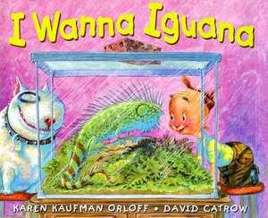 I Wanna Iguana