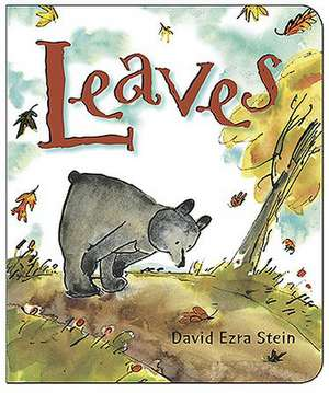 Leaves de David Ezra Stein