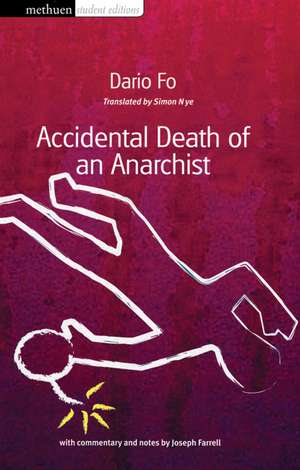 Accidental Death of an Anarchist imagine