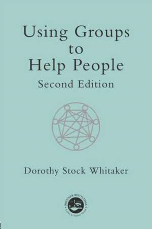 Using Groups to Help People
