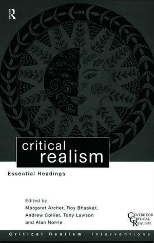 Critical Realism imagine