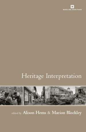 Heritage Interpretation imagine