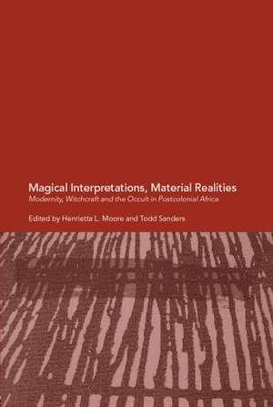 Magical Interpretations, Material Realities imagine