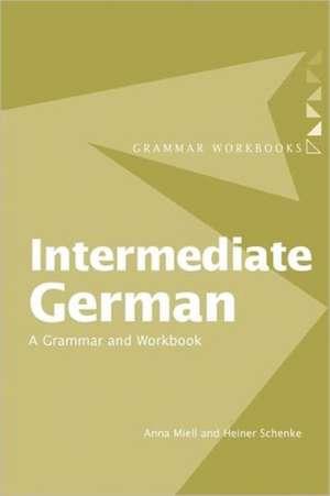 Intermediate German de Heiner Schenke