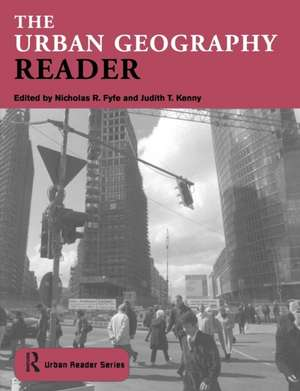 The Urban Geography Reader imagine