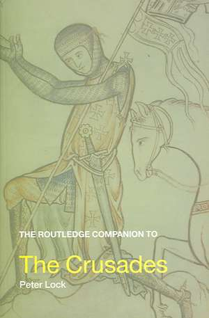 The Routledge Companion to the Crusades imagine