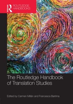 The Routledge Handbook of Translation Studies de Carmen Millan-Varela