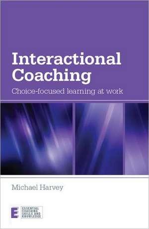 Interactional Coaching