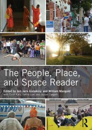 The People, Place, and Space Reader imagine