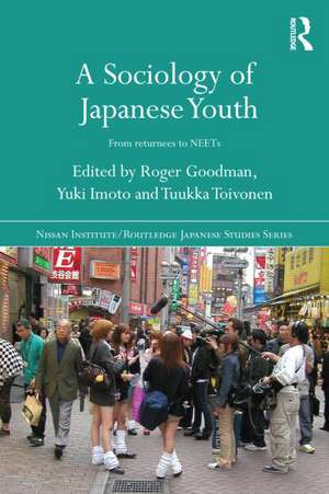 A Sociology of Japanese Youth imagine