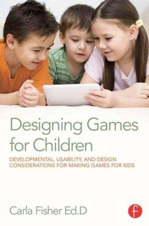 Designing Games for Children imagine