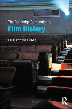 The Routledge Companion to Film History imagine