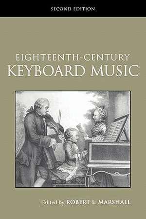 Eighteenth-Century Keyboard Music imagine
