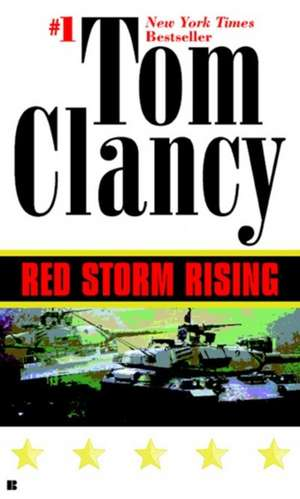 Red Storm Rising de Tom Clancy