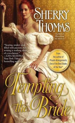 Tempting The Bride de Sherry Thomas