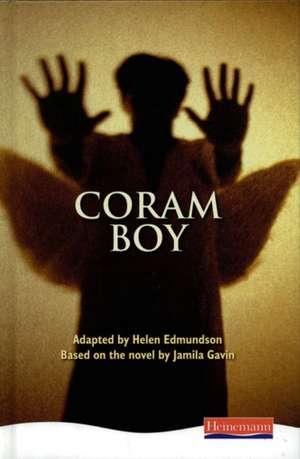 Coram Boy - Heinemann Plays for 11-14