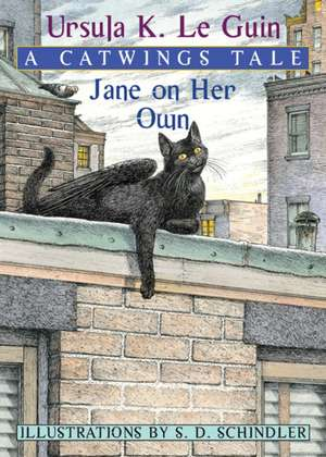 Jane on Her Own:  A Catwings Tale de Ursula K. Le Guin