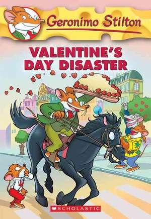 Valentine's Day Disaster de Geronimo Stilton