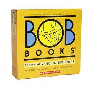 Bob Books Set 2:  Advancing Beginners de Bobby Lynn Maslen