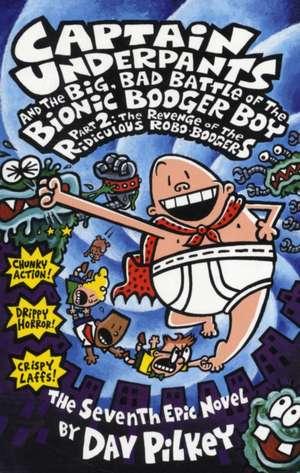 Big, Bad Battle of the Bionic Booger Boy imagine