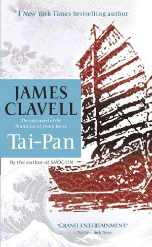Tai-Pan de James Clavell