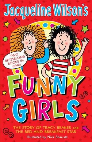 Jacqueline Wilson's Funny Girls de Jacqueline Wilson