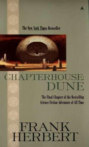 Chapterhouse:  Dune de Frank Herbert