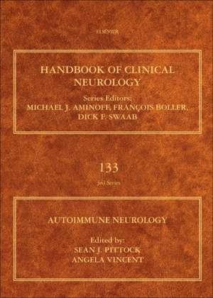 Autoimmune Neurology