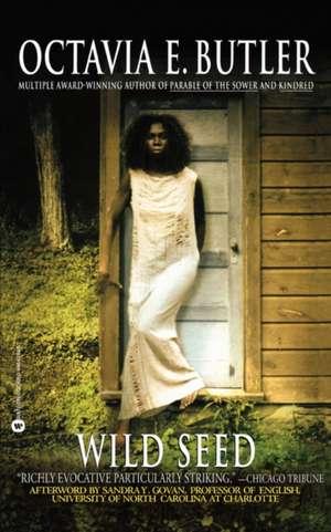 Wild Seed de Octavia E. Butler