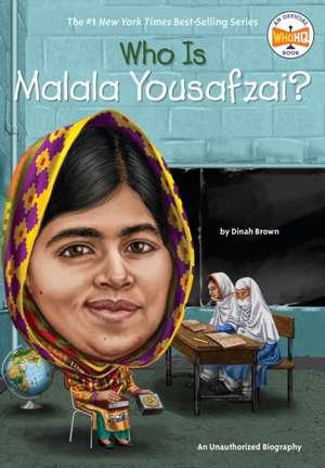 Who Is Malala Yousafzai?