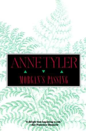 Morgan's Passing de Anne Tyler