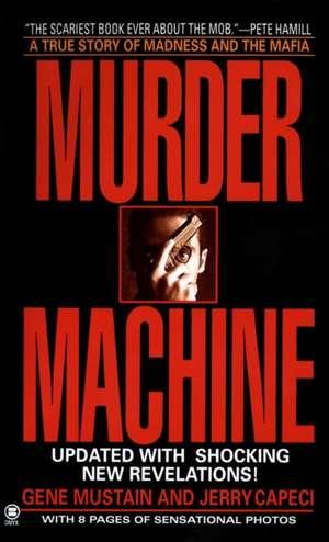 Murder Machine de Gene Mustain