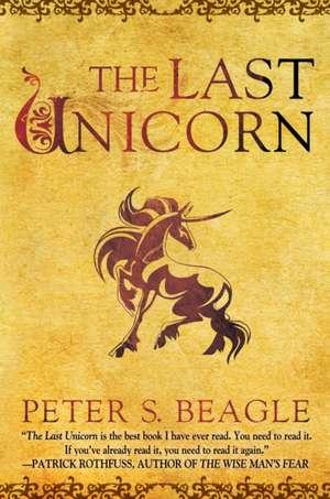 The Last Unicorn de Peter S. Beagle