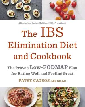 The Ibs Elimination Diet and Cookbook imagine