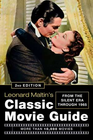 Leonard Maltin's Classic Movie Guide (2nd Edition)