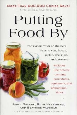Putting Food by de Janet Greene