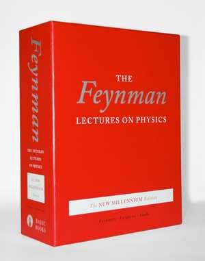 The Feynman Lectures on Physics, boxed set: The New Millennium Edition de Richard P. Feynman