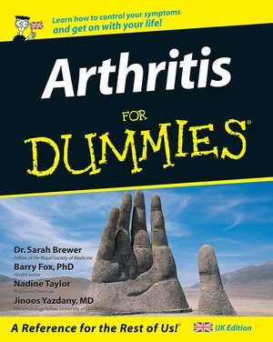 Arthritis For Dummies