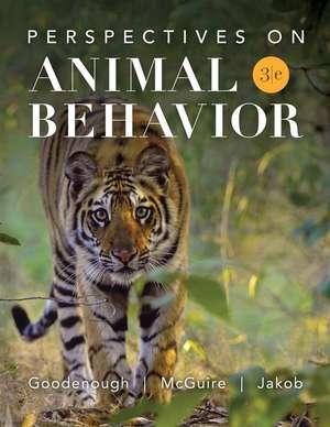 Perspectives on Animal Behavior imagine